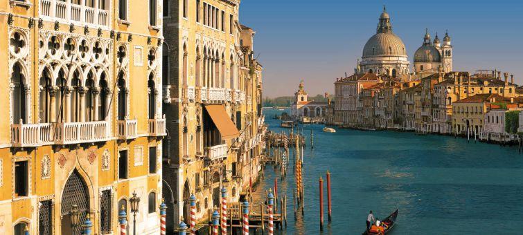 Zajímavá místa Benátek