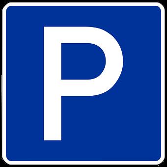 značka pro parkování