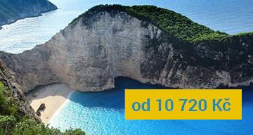 dovolená bez dětí řecko