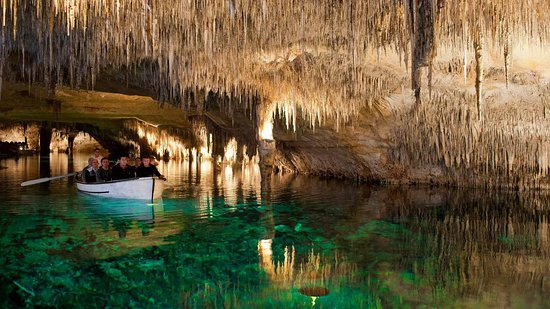 cuevas del drach - dračí jeskyně