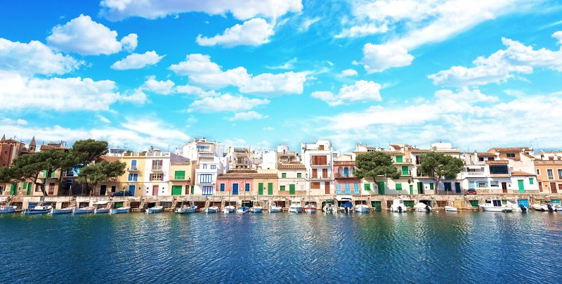 Portocolom přístav